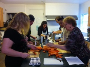 Healthy Soup Classes, Cowichan