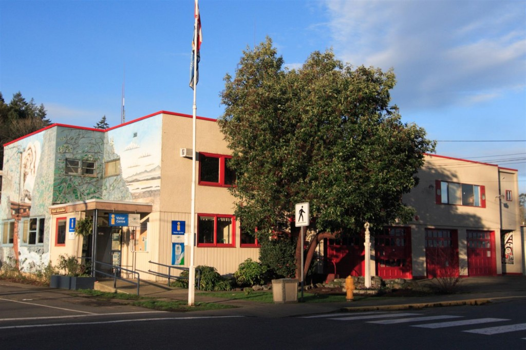 Old Chemainus Fire Hall