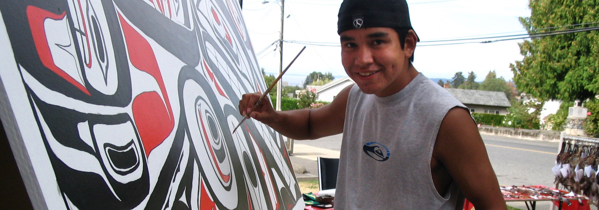 Chemainus Youth Murals project